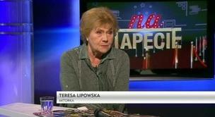 Na tapecie - Teresa Lipowska