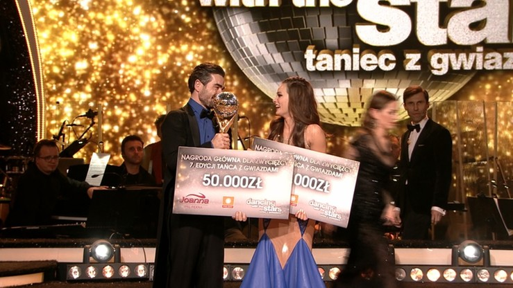 "Natalia Szroeder i Jan Kliment wygrali ""Dancing with the Stars. Taniec z Gwiazdami"""