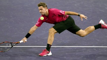 2017-03-17 Indian Wells: Wawrinka i Carreno w półfinale
