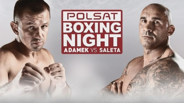 Polsat Boxing Night: Adamek vs Saleta. Transmisja w PPV