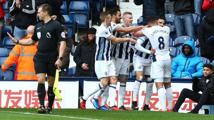 West Bromwich kolejnym katem Arsenalu!
