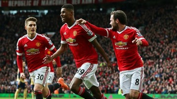 2016-04-13 Puchar Anglii: Manchester United w półfinale!