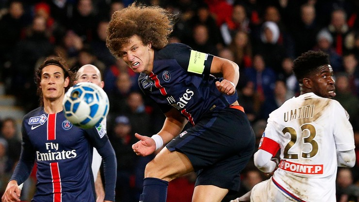 David Luiz wrócił z PSG do Chelsea!