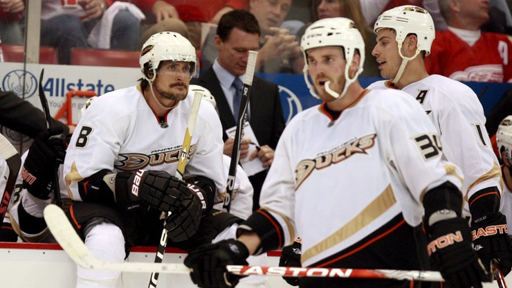NHL: Anaheim Ducks jako pierwsi z awansem do drugiej rundy play-off