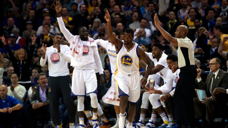 NBA: Warriors minimalnie lepsi od Clippers