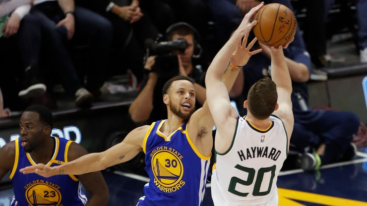 NBA: Golden State Warriors dalej nie do zatrzymania
