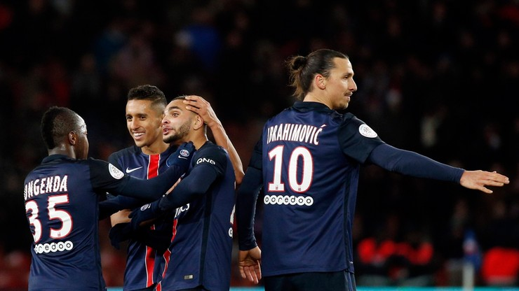 Paris Saint-Germain zwycięskie w hicie Ligue 1