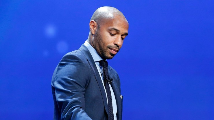 Wilmots: Thierry Henry to amator!
